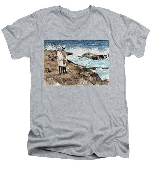 The Way We Were Men's V-Neck T-Shirt