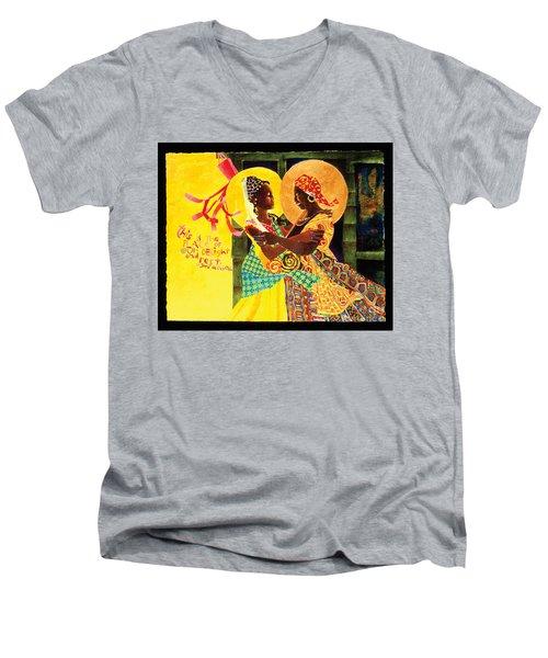 The Windsock Visitation - Mmwiv Men's V-Neck T-Shirt