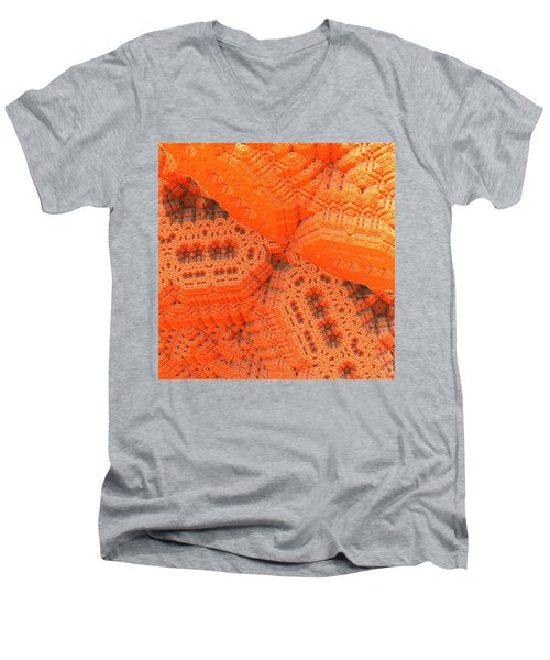 Theatrical Maze Men's V-Neck T-Shirt