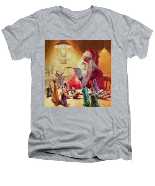 These Gifts Are Better Than Toys Men's V-Neck T-Shirt