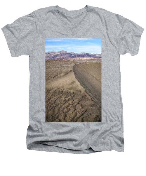 These Lines Men's V-Neck T-Shirt