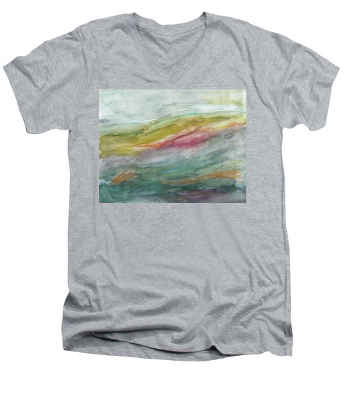 These Lonely Hills Men's V-Neck T-Shirt