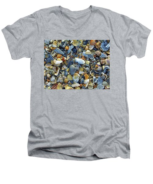 They Are All Different Men's V-Neck T-Shirt