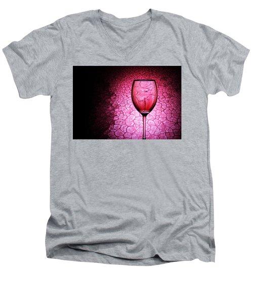 Thirsty Men's V-Neck T-Shirt
