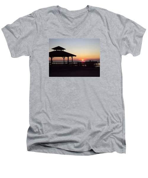 This Is New Jersey Men's V-Neck T-Shirt