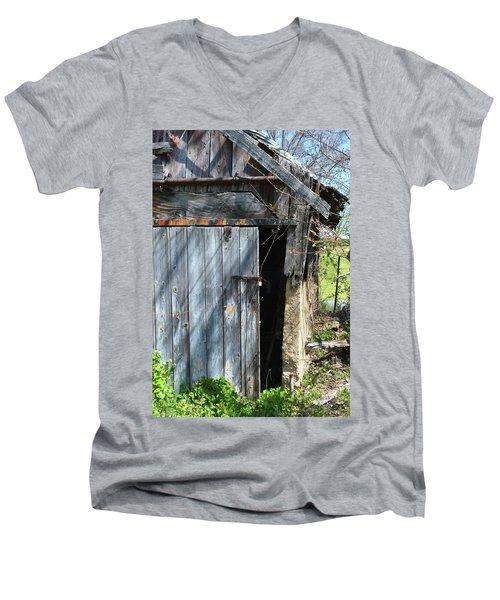 This Old Barn Door Men's V-Neck T-Shirt