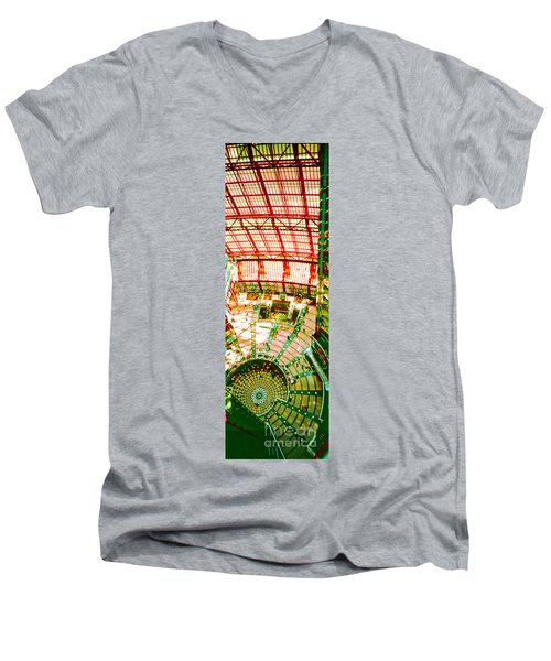 Thompson Center Men's V-Neck T-Shirt