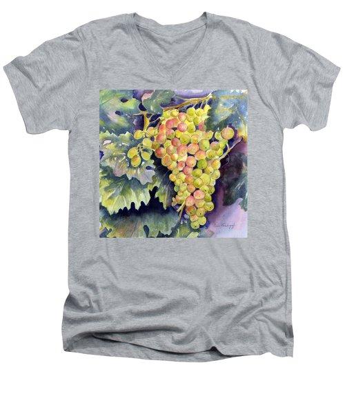 Thompson Grapes Men's V-Neck T-Shirt
