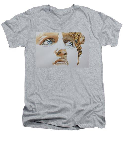 Those Eyes Men's V-Neck T-Shirt