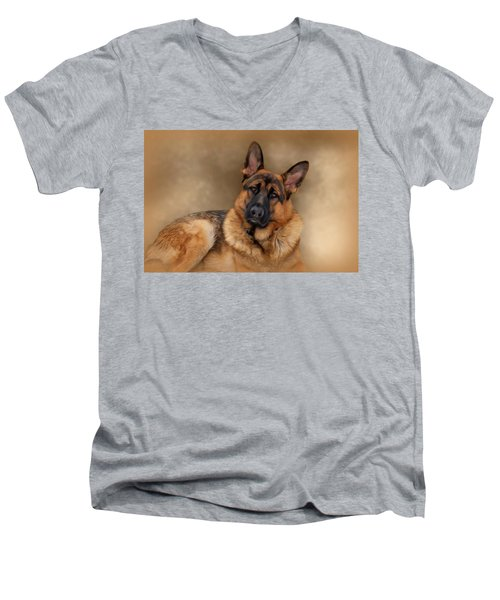 Those Eyes Men's V-Neck T-Shirt