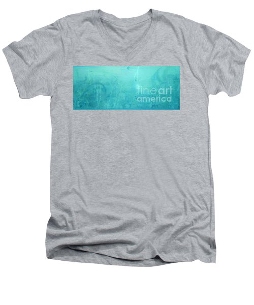 Through The Door Of Christ Consciousness Men's V-Neck T-Shirt by Talisa Hartley