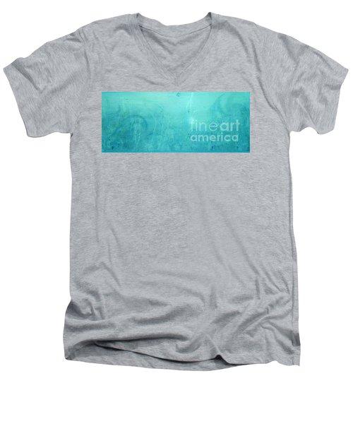 Through The Door Of Christ Consciousness Men's V-Neck T-Shirt