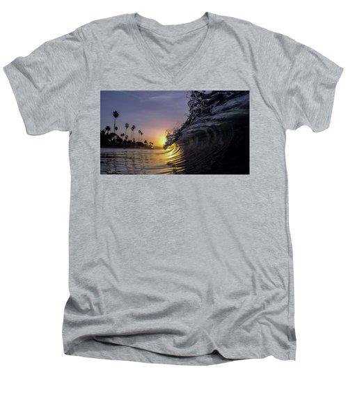 Throwing Lassos  Men's V-Neck T-Shirt