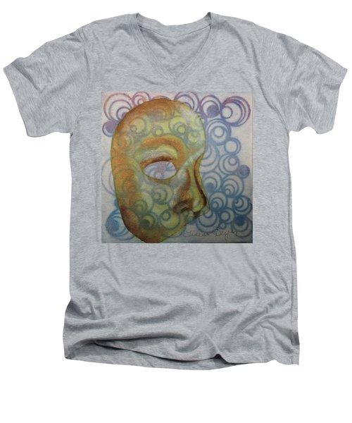 Tidal Wave Men's V-Neck T-Shirt