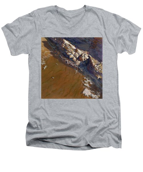 Tidepool - Gaviota Men's V-Neck T-Shirt