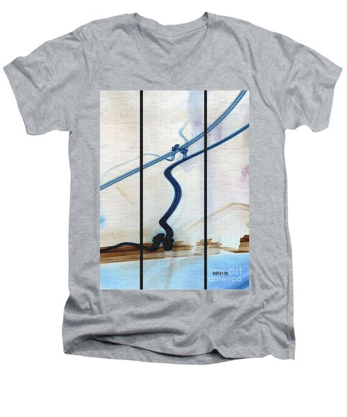Tied The Knot Men's V-Neck T-Shirt