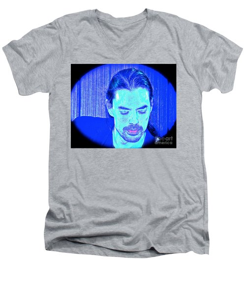 Tierro Men's V-Neck T-Shirt