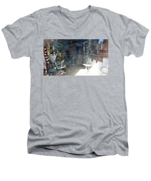 Time Capsule  Men's V-Neck T-Shirt