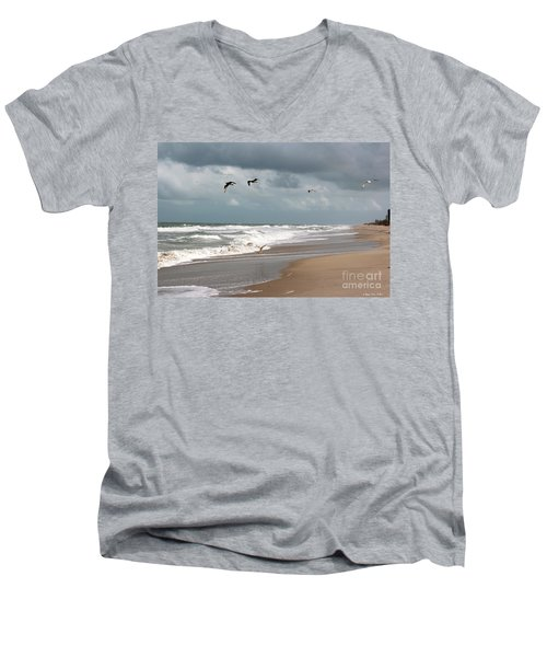 Timeless Men's V-Neck T-Shirt