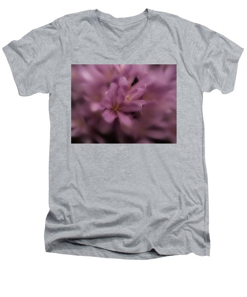 Men's V-Neck T-Shirt featuring the photograph Timeless by Richard Cummings