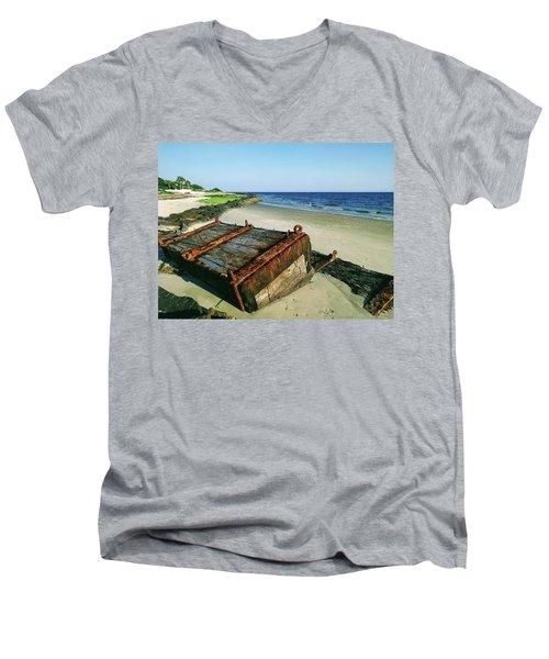 Timeless Treasure Men's V-Neck T-Shirt
