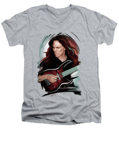 Timothy B. Schmit Men's V-Neck T-Shirt