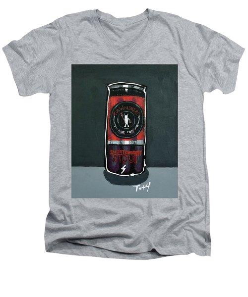 Tin Whiskers Men's V-Neck T-Shirt