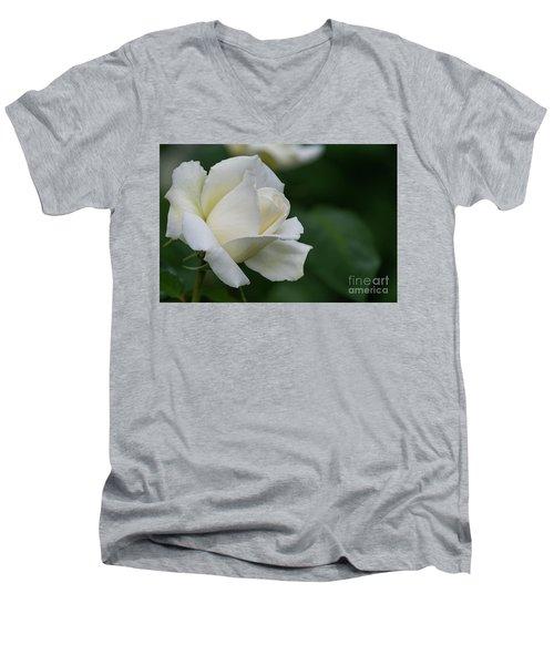 Tineke Rose 1 Men's V-Neck T-Shirt