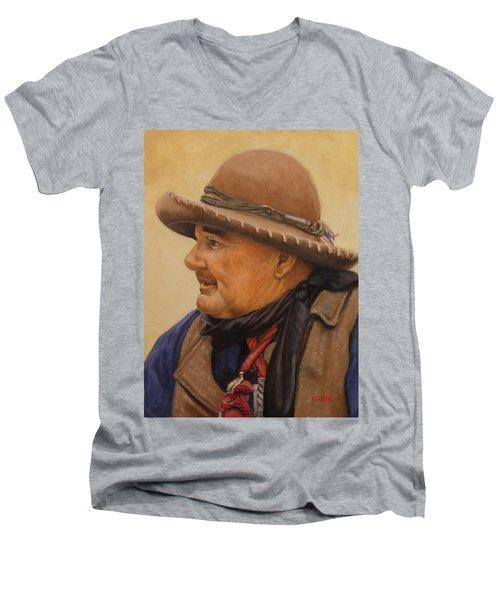 Tinker Men's V-Neck T-Shirt