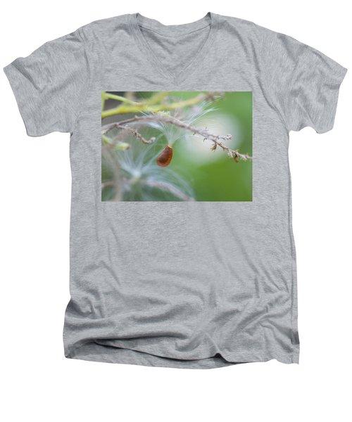 Tiny Seed Men's V-Neck T-Shirt