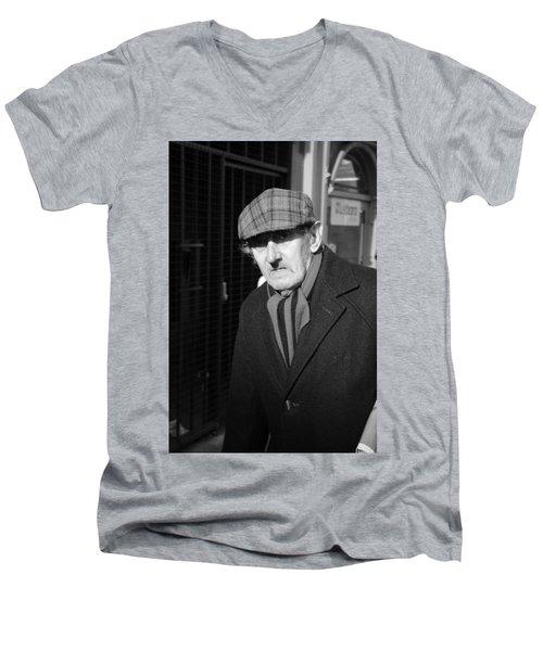 Tit For Tat Men's V-Neck T-Shirt