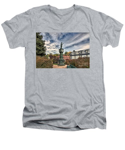 To The Colonel Men's V-Neck T-Shirt