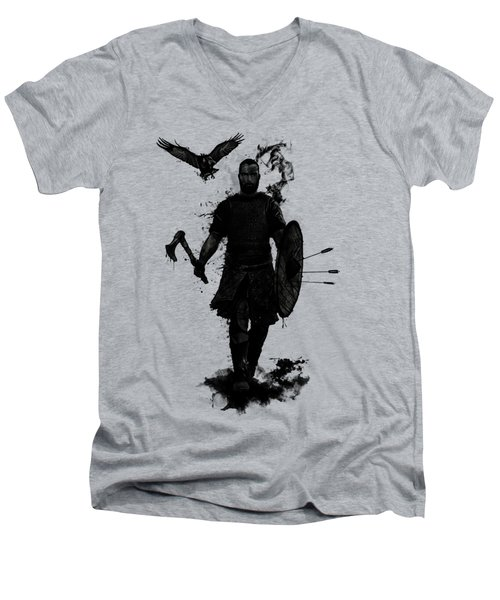 To Valhalla Men's V-Neck T-Shirt