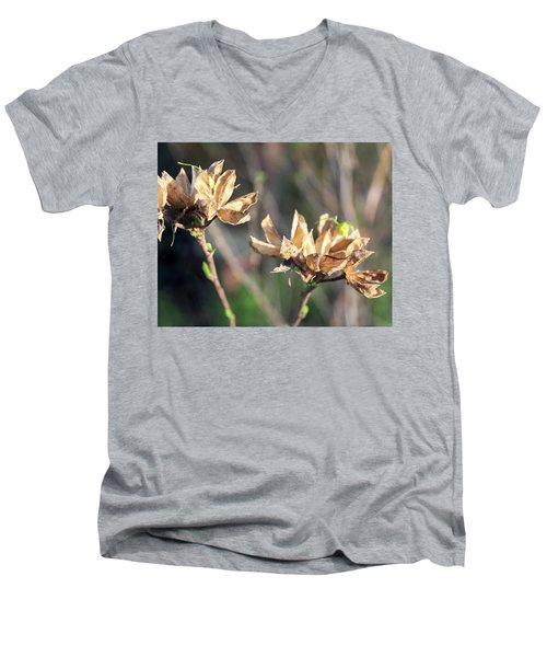 Toasted Men's V-Neck T-Shirt