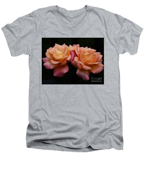 Together Forever Men's V-Neck T-Shirt