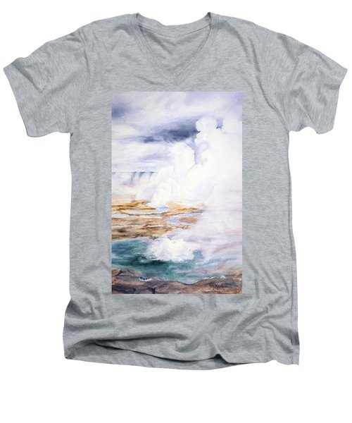 Toil And Trouble Men's V-Neck T-Shirt