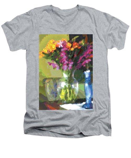 Tomorrow Morning Men's V-Neck T-Shirt