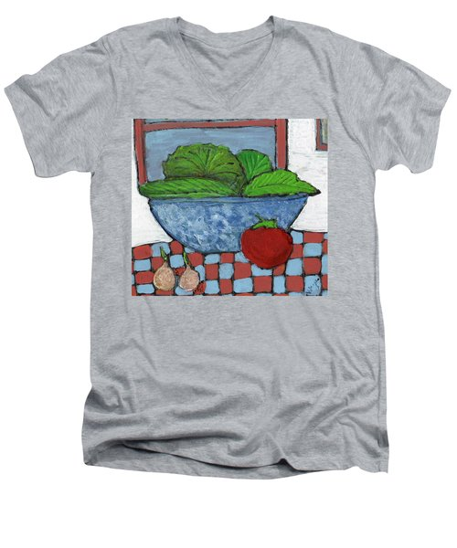 Tonight's Salad Men's V-Neck T-Shirt