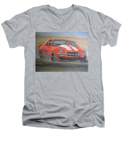 Tony's Camero Men's V-Neck T-Shirt