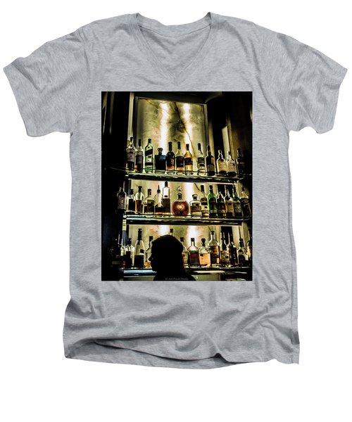 Top Shelf Men's V-Neck T-Shirt
