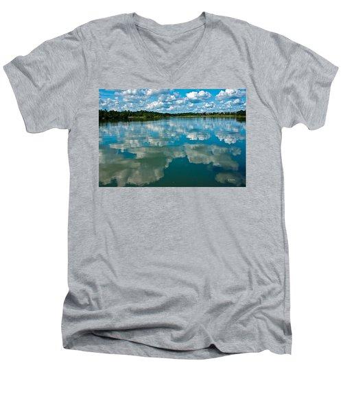Top Ten Day Men's V-Neck T-Shirt