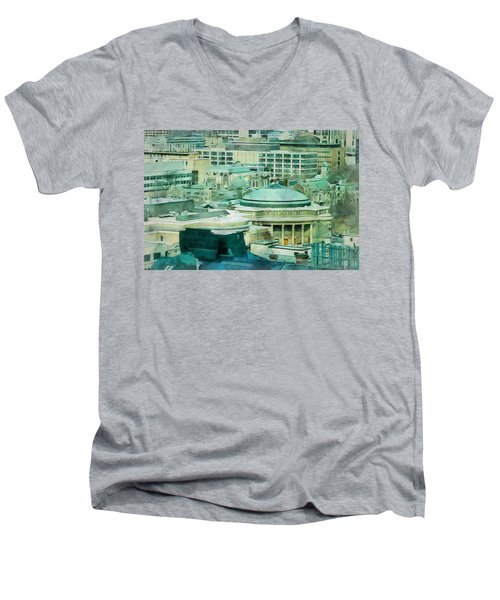 Toronto Window View Men's V-Neck T-Shirt