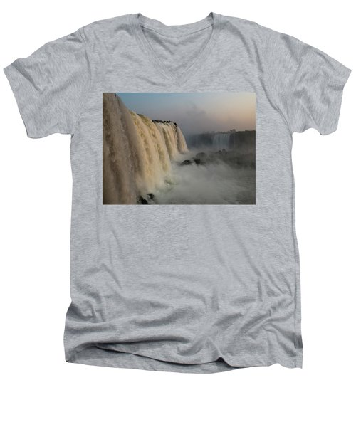 Torrent Men's V-Neck T-Shirt