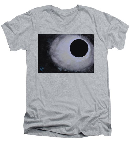 Total Solar Eclipse Men's V-Neck T-Shirt