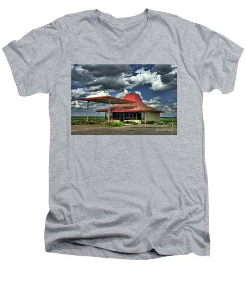 Totaled Men's V-Neck T-Shirt