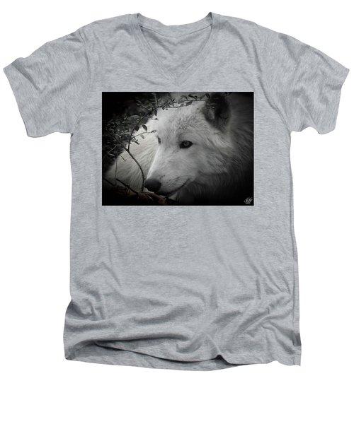 Totem, No. 24 Men's V-Neck T-Shirt