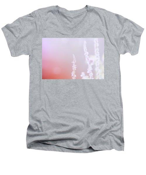 Touch Of Light Men's V-Neck T-Shirt