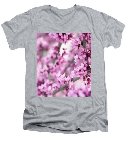 Touch Of Spring II Men's V-Neck T-Shirt