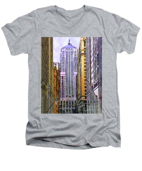 Trading Places Men's V-Neck T-Shirt