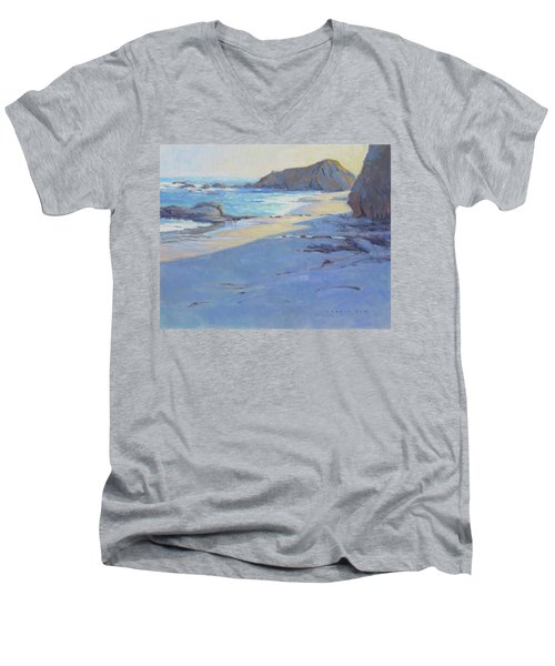 Tranquility - Study Men's V-Neck T-Shirt